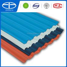 Plastic roofing shingles/PVC roofing sheet