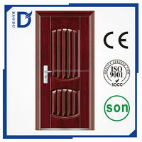 BAODU Classic high quality entrance steel door made in zhejiang
