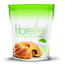 Sweetener Powder with Stevia and Fiber