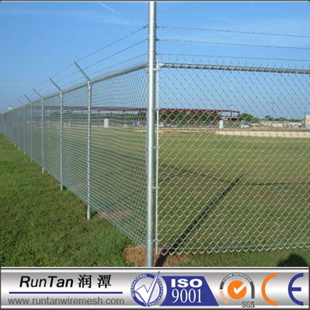 Direct Manufacturer Chain Link Fence Extensions Iso9001