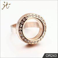 Latest Popular Style Stone Finger Rings