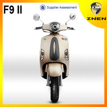 F9 II--ZNEN Popular vespa gas scooter 49cc cheap 50cc gas scooter with EEC EPA DOT 50CC