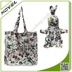 Good Quality Nylon Folding Shopper