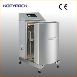 vertical type big vacuum bag packing machine/ vacuum bag sealer