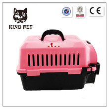 2015 plastic durable dog and cat carrier pet air box