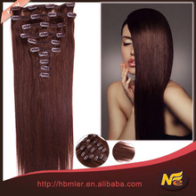 FULL HEAD clip in hair extensions,black clip on human hair extensions,Best Cheap Human Hair Extensions Online