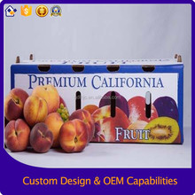 Popular Fruit gift box,gift fruit box. corrugated fruit package box