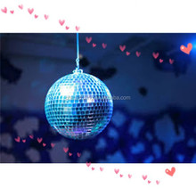 disco large mirror foam ball for outside building decoration for sale with high quality