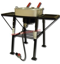 Outdoor turkey gas deep fryer
