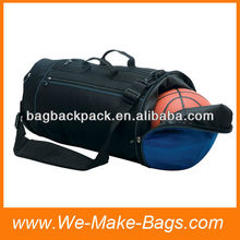 fashion duffel bag/sports basketball bag