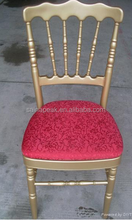 Long-term supply favorable sale high quality castle chairs Aluminum alloy castle chairs, napoleon chair