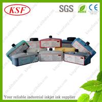 Best selling 1200ml domino cij printer ink ir-236bk for inkjet printing