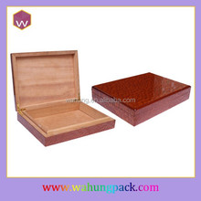 new wood box for cigarette wholesale