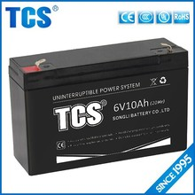 Reliable and secure 6v 10ah ups battery manufacturer