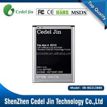 Con pilas mini nevera para Samsung G313 / G313HU / G313HZ / G357