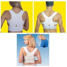 Adjustable Back Posture Magnetic Posture Corrector Braces&Support Body Pain Belt Brace Shoulder For Men Women Care Health