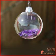 clear acrylic ornaments