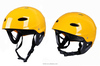 raft helmet motorcycle summer helmet yellow/blue water sports helmet 8602 with adjustable belt