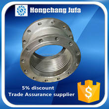 metal bellows stainless steel bridge expansion joint/pipe compensator