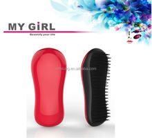 My girl hot new products for 2015 high quality professional ceramic brush change color hair detangler brush