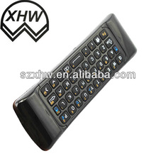 universal smart tv remote control keyboard with air mouse function ISO9001