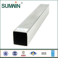 Different thickness square steel tubing strength