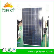 solar panel 250~260W poly solar module in stock yingli solar panel[EU Antidumping Duty-Free]