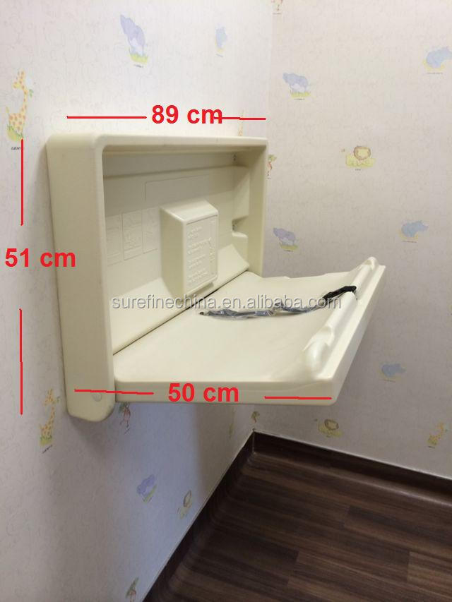 Baby Changing Station (Horizontal model)
