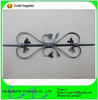 high quality wrought iron balconies forging baluster