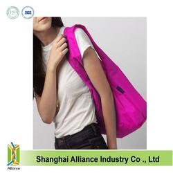 Hot sale nylon teens sexy girls school bag carry all ALD85