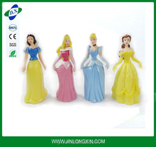 PVC Princess figure gift for girl
