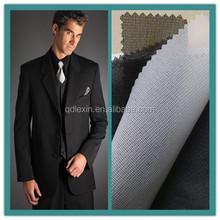 warp knit polyester interlining / fabricas de tela
