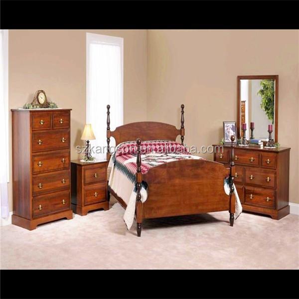 solid wood oak bedroom furniture set buy solid wood furniture solid