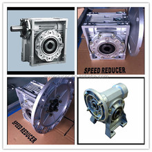 Run Well Die Cast Aluminum Alloy Blue Speed reducer ,Gearbox Electric Motor Reduction For Install Position B3/B8/B6/B7/V5/V6