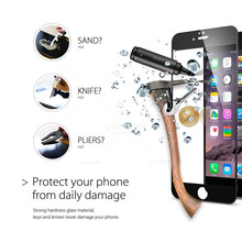 Premium Tempered Glass Screen Protector Guard For Apple Iphone 6