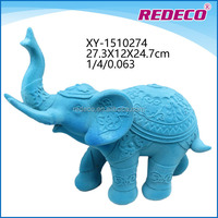 Resin large elephants animal products sculpture