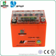 Maintenance Free Battery Indicator 12v 5ah Deep Cycle Battery For Mortorcycle