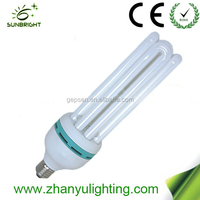 Big CFL 4U energy saving lamp bulb new light T5 85w with high efficiency