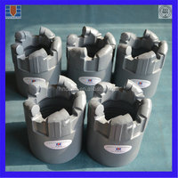 PDC core drill bit for water well drilling, pdc core bit, PDC coring rock bits