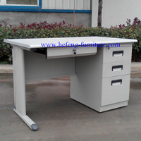 2014 New design executive steel office table