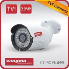 SONY CMOS TVI 1080P outdoor bullet IP66 plastic small size 2015 High esolution camera VG-TVI20002
