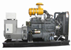 high quality water cooled diesel generator, 30kw alternator