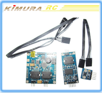 F06697 Alexmos BaseCam Russian Version Brushless Gimbal Controller V2.1 Firmware FPV W/ IMU & 3-Axis Module