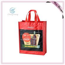 2015 Recyled PP Non Woven Shopping Bag , Wholesale Cheap Tote Shopping Bag