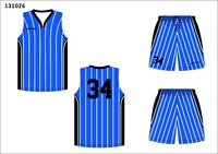 custom dry fit new style sublimation basketball jersey