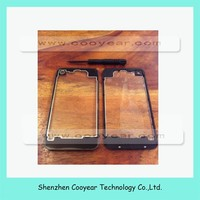 Transparent Clear Replacment Rear Panel Back Glass Housing For iPhone 4 GSM