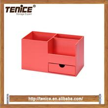 Plastic desk organizer document tray oxford 600d with high quality