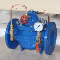 300X Slow Close silencer check valve, no return valve