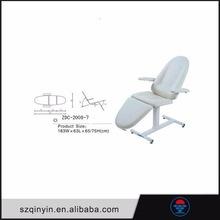 2015 hot sales ZDC-2008-7 Iron folded luxury massage table