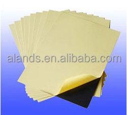 adhesive photobook album pvc sheet black and white